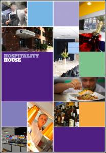 Hospitality House brochure