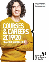Barnet and Southgate College Courses and Careers Guide 2019-20