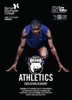 Athletics Academy Flyer