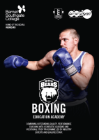 Boxing Academy Flyer