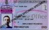 Application Registration Card