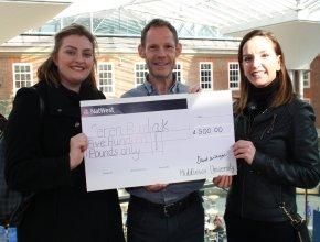 College entrepreneurs win £500 business boost