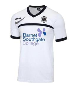 Barnet and Southgate College are BWFC sponsors for the 2014-15 season