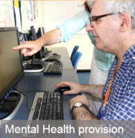Mental Health provision