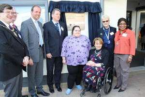 Opening of the LLDD Centre of Excellence