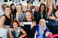 Patrick Cameron launches Wella Cetre of Excellance