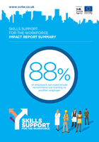 Skills Support for the Workforce Impact Assessment