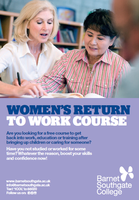 Return to work course
